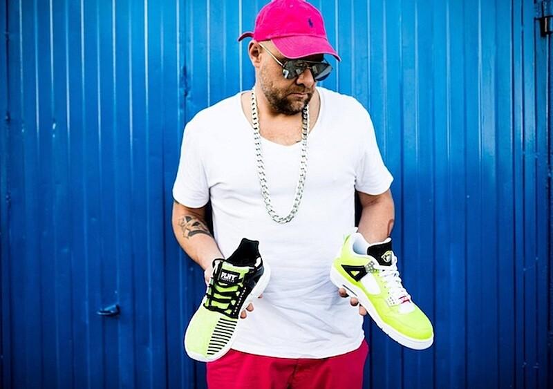 To jest 16 polskich rap-kawałków o sneakersach: idziemy za śladami butów m.in. Żaby, Włodiego czy TDF-a