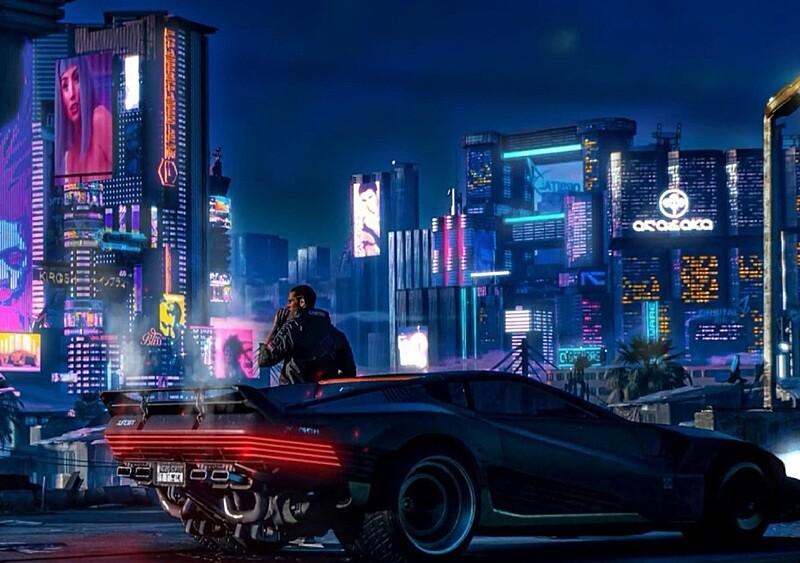 CD Projekt Red łączy siły z Netfliksem! Powstanie serial Cyberpunk: Edgerunners