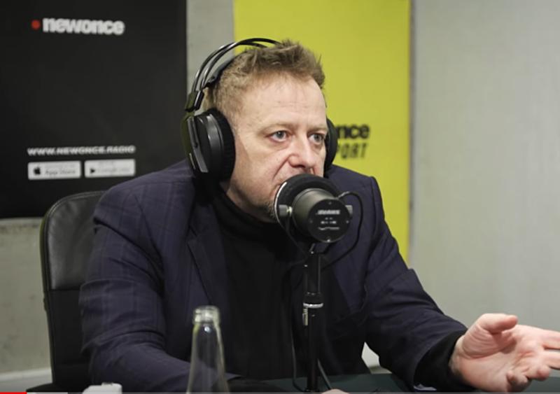 """Olaf Lubaszenko w """"Futbol i Cała Reszta"""". Jest podcast i wideo!"""