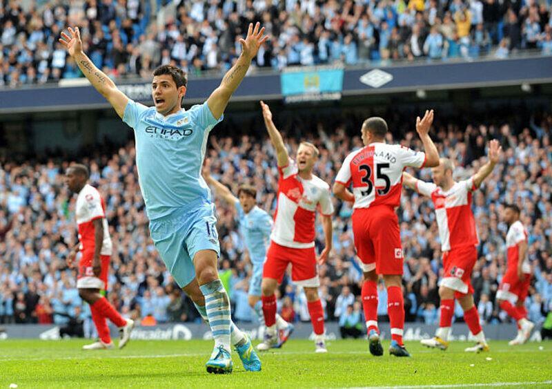 Będziemy tęsknić. Pan Piłkarz Sergio Aguero – kolejna gwiazda, za którą zapłacze Premier League