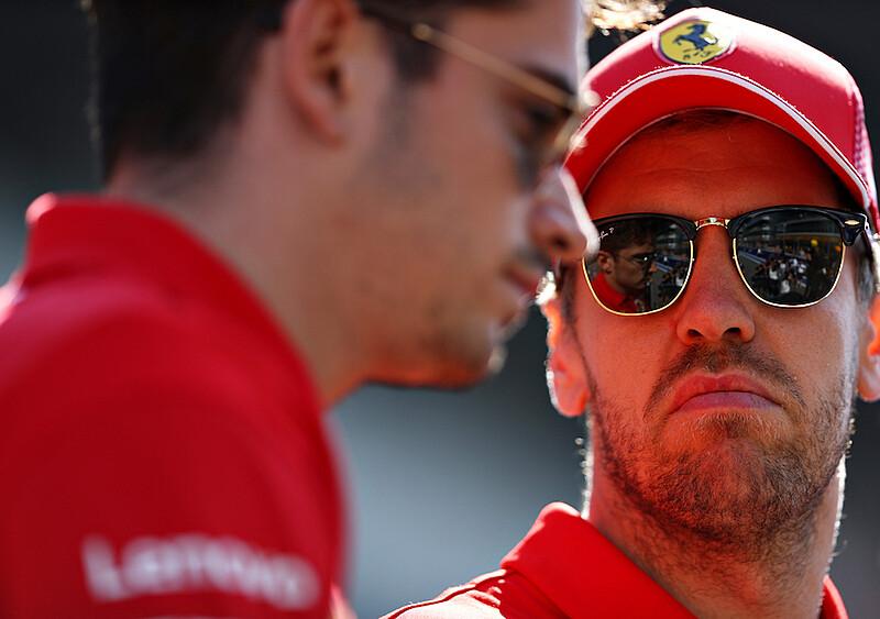 Vettel wysadza Pereza z Aston Martina. Okrutna strona F1, to nic osobistego, to tylko biznes