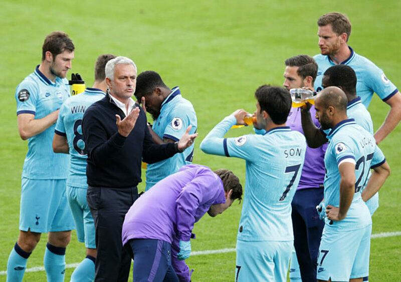 """Mourinho show, czyli bardziej wszystko niż nic. Obejrzeliśmy """"All or Nothing"""" o Tottenhamie"""