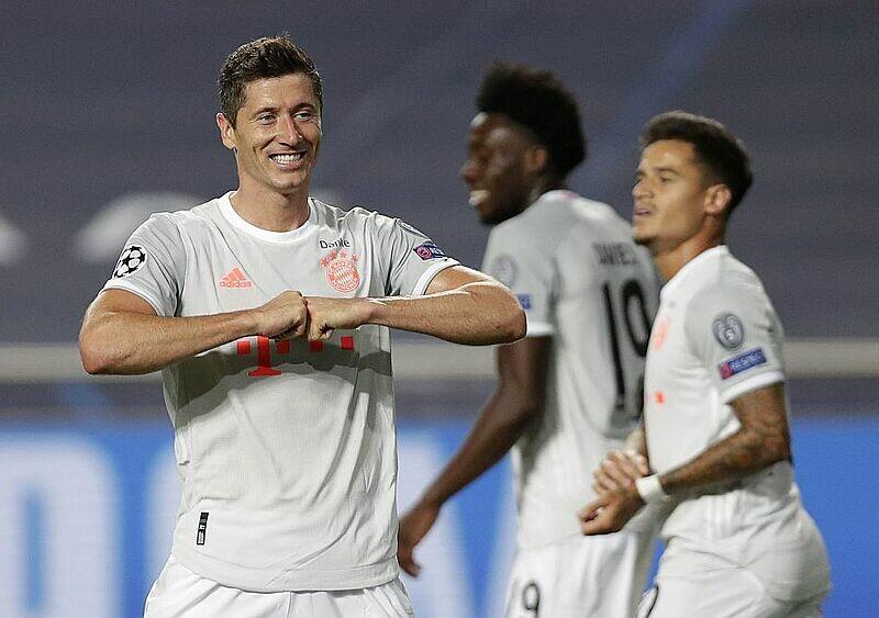 Pięć mgnień Ligi Mistrzów. Co zapamiętamy z portugalskiego turnieju?