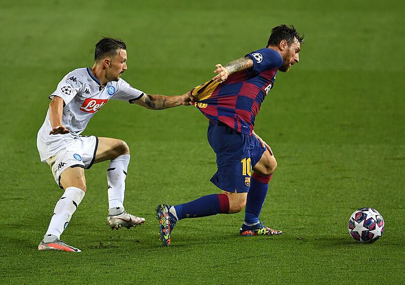 Panowie, gramy w innej lidze. Barcelona znów wozi się na plecach Messiego