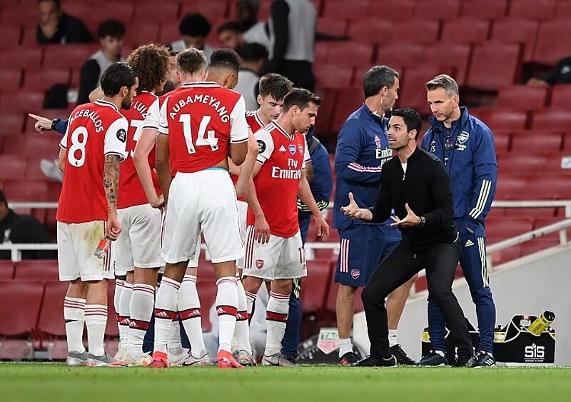 Jeszcze nie piękni, ale już silniejsi. Mikel Arteta buduje nowy Arsenal, choć nie wszystko zależy od niego