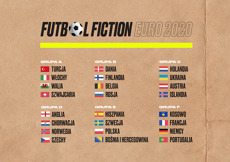 Dziś startowałoby Euro 2020. Zostaje nam Futbol Fiction, dlatego sami znajdziemy zwycięzcę tego turnieju. A Wy nam pomożecie