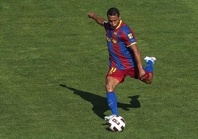 Jeffrén: Guardiola powiedział mi, że nie miał szybszego piłkarza ode mnie (WYWIAD)
