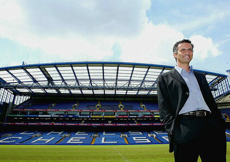 Był tam Bóg, a po Bogu – ja. Jose Mourinho – na tej wojnie ładnych parę lat. Geniusz czy Paris Hilton Premier League: zepsuty, nadąsany i próżny?