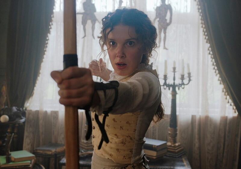 Sorry Millie, nie tym razem – okropnie wynudziła nas ta Enola Holmes