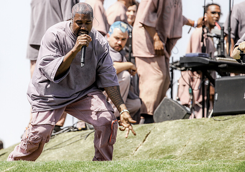 Praise the Lord, czyli kiedy hip-hop przecina się z gospelem