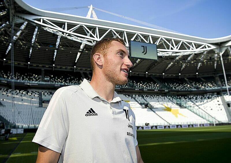 Juventus CRK. Dejan Kulusevski, czyli 20-latek namaszczony przez Ronaldo
