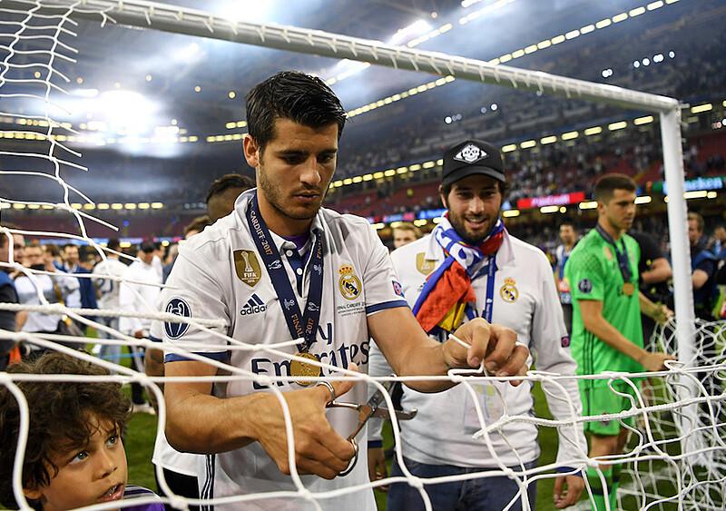 Najbardziej przepłacony piłkarz świata i wyznawca miłości na pierwszym spotkaniu. Jak Álvaro Morata oszukał system