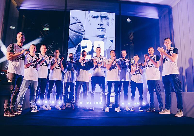 Zaprezentowaliśmy ekipę Dzików Warszawa. Pełna gotowość na walkę o ekstraklasę