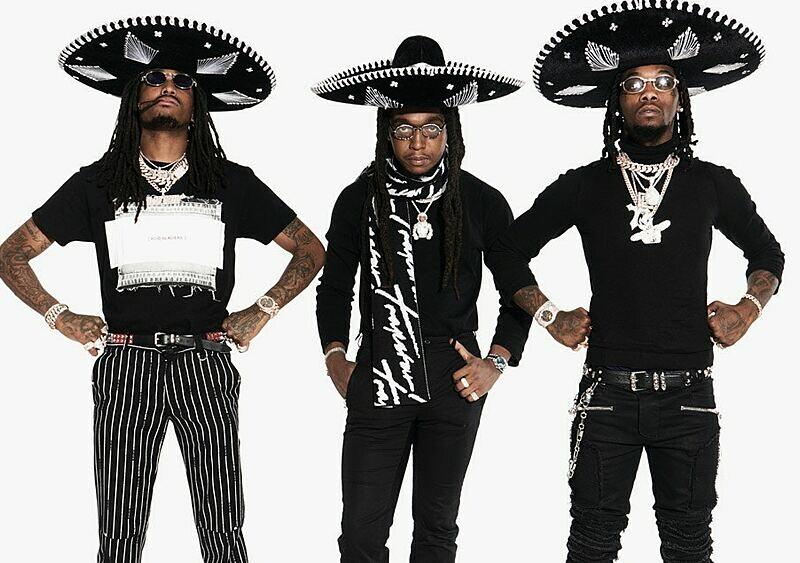 Migos zostali oszukani przez Grammy?