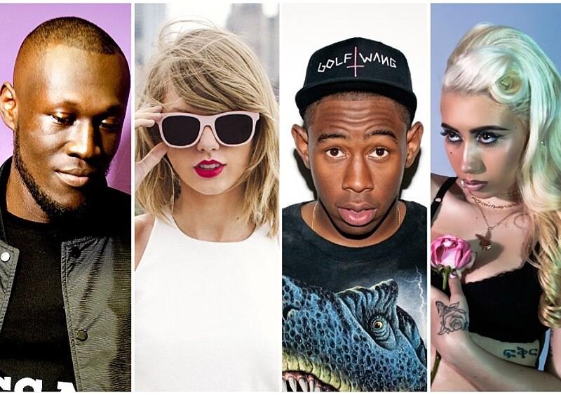 Dzień collabów: Taylor Swift z Edem Sheeranem i Future'em, Tyler z Kali Uchis, Stormzy z Jorją Smith