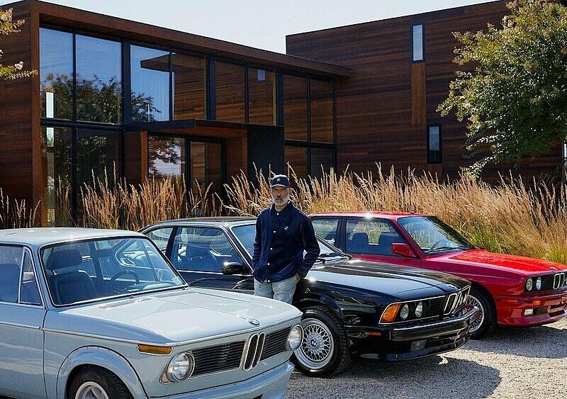 Zapnijcie pasy, bo Ronnie Fieg robi historyczne ruchy. Collab Kith x BMW to współpraca, jakiej jeszcze nie było