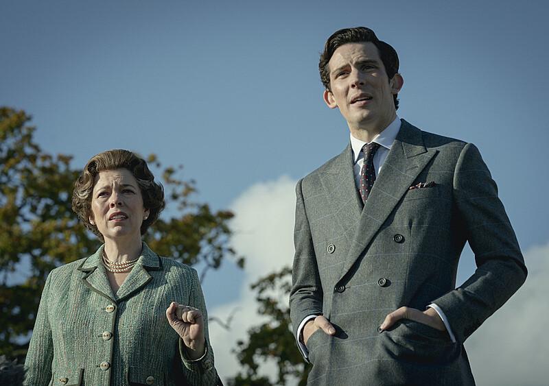 Netflix ogłosił listę listopadowych premier. Wśród nich nowy sezon The Crown!