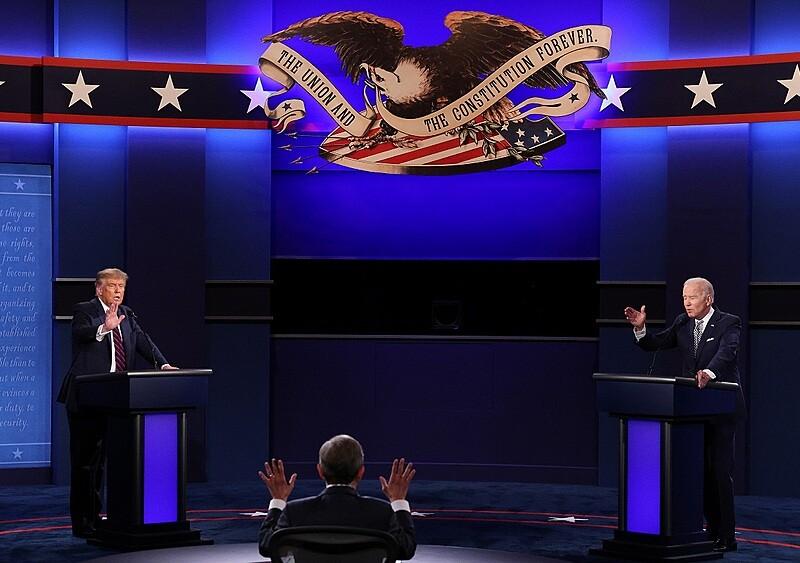 Co z tą Ameryką? O sytuacji wyborczej rozmawiamy z Katarzyną Wężyk (Wyborcza) i Piotrem Tarczyńskim (Podkast amerykański)