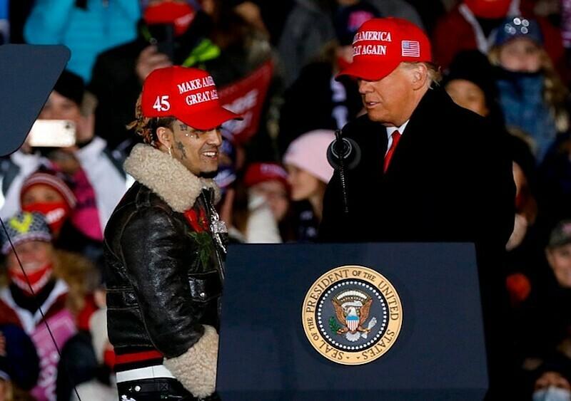 Rapowy kompas polityczny. Którzy raperzy angażowali się w kampanię wyborczą w USA i po czyjej stronie stali?