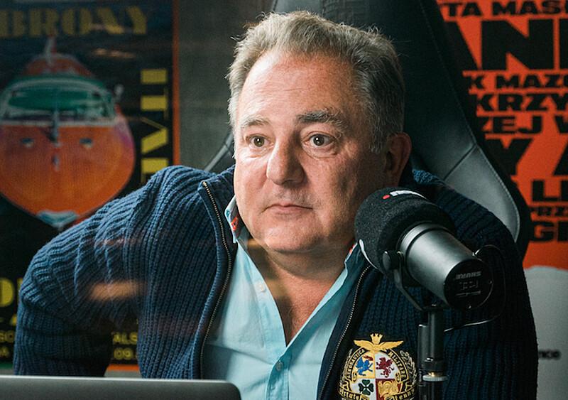 Co takiego ma w sobie Robert Makłowicz, że wszyscy czekamy na jego program w newonce.radio?