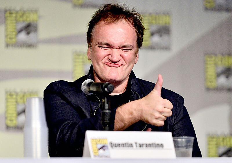 Poznajcie waszego nowego ulubionego autora. Quentin Tarantino napisze aż dwie książki!