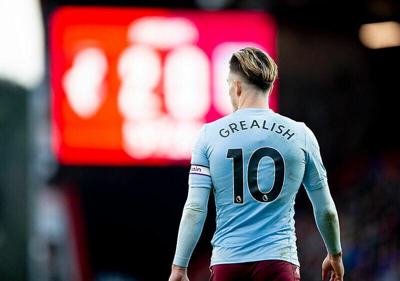 Lider w klubie, nadzieja kadry i już teraz gwiazda Premier League. Najlepszy czas w życiu Jacka Grealisha