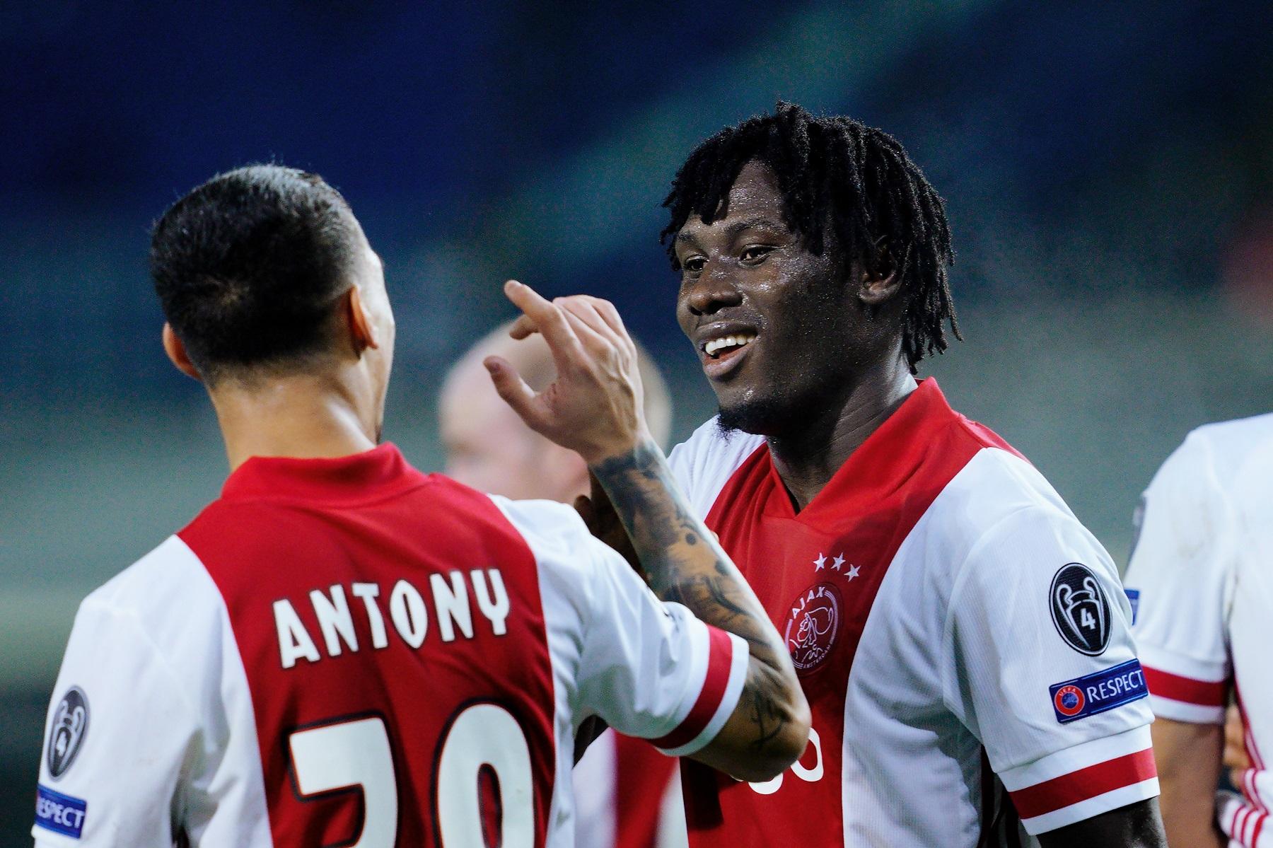 Atalanta Bergamo v Ajax - UEFA Champions League