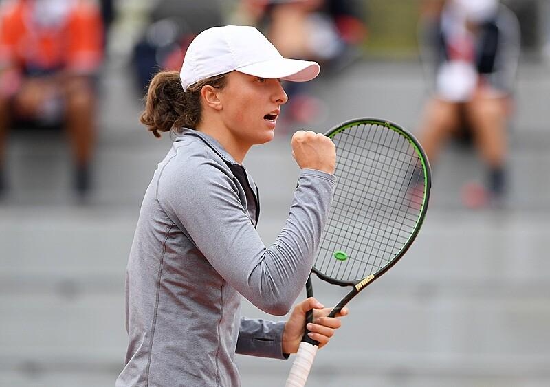 Nie ma siły na Igę Świątek! Do awansu do finału French Open potrzebowała niewiele ponad godzinę