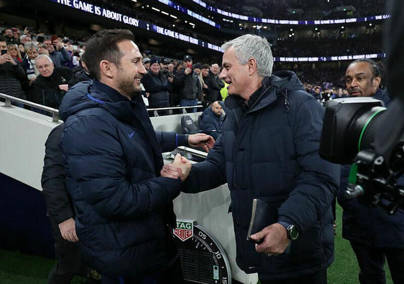 FUTBOLOWA GORĄCZKA #45. Mourinho kontra Lampard – to starcie jest jak iskry obok magazynu Kloppa z fajerwerkami