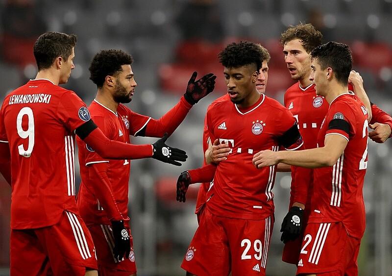 Sześć klubów już wie, że gra dalej, ale najlepszy jest Bayern. Pięć rzeczy po czwartej kolejce Ligi Mistrzów