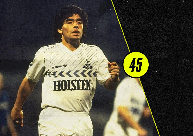 Tygodniówka #45. Maradona kontra Anglia, od miłości do nienawiści, przez White Hart Lane