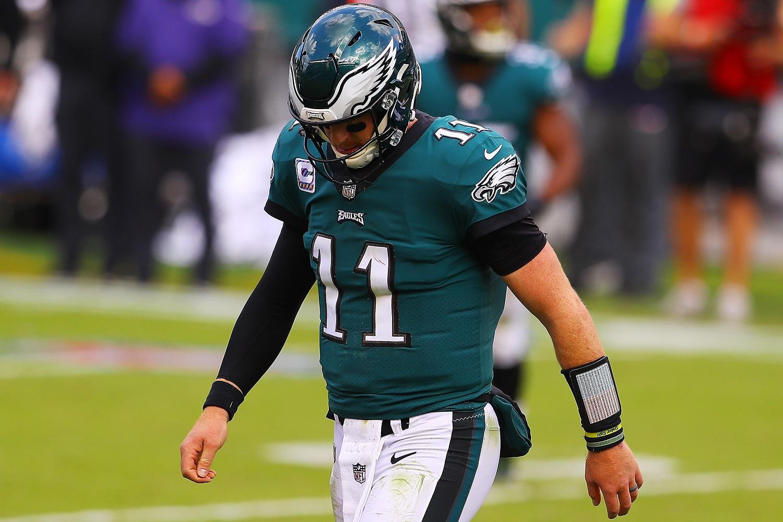 Carson Wentz - Philadelphia Eagles