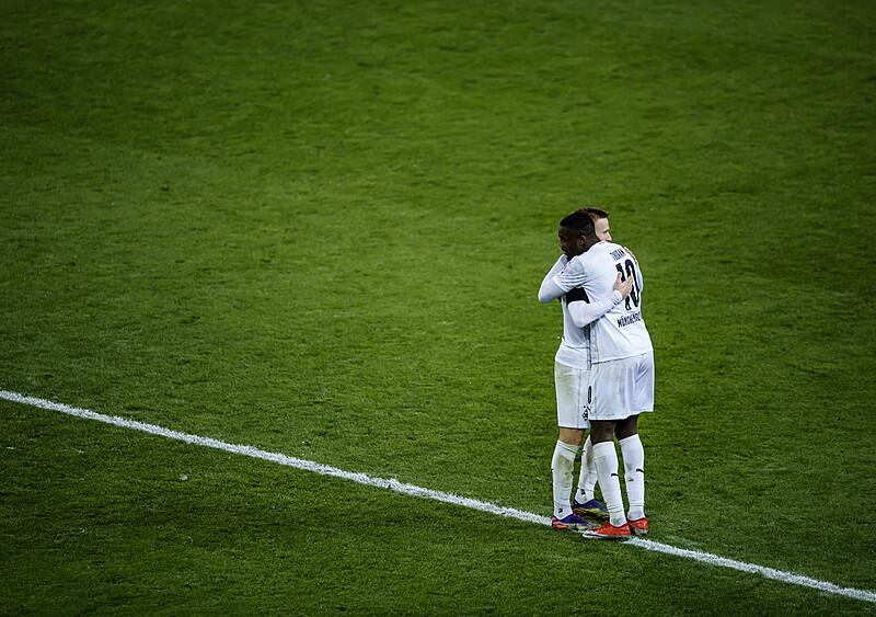 The German team. Borussia Moenchengladbach spełnionym snem niemieckiego kibica