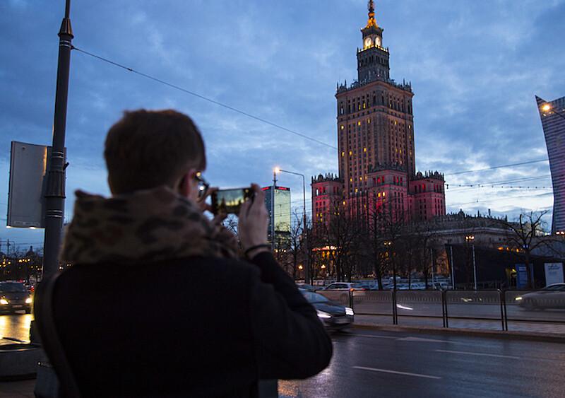 PoWarszawsku opowiada nam o czterech miejscach w stolicy, które mijamy codziennie, ale... nie znamy ich historii