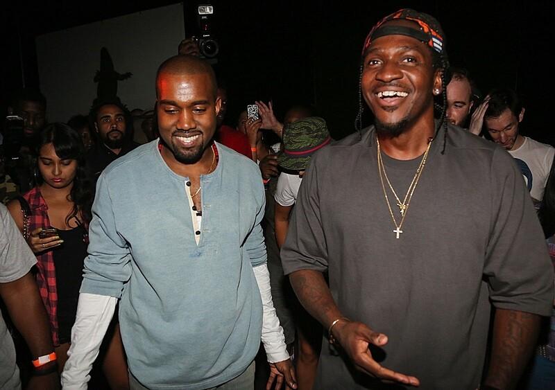 Pusha T potwierdza: Kanye West i The Neptunes wyprodukują jego nowy album