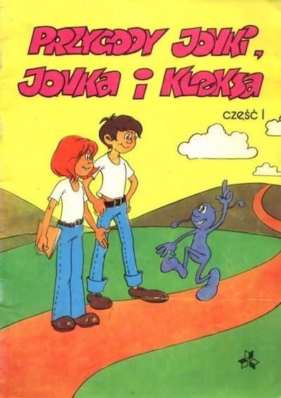 Jonka, Jonek i Kleks