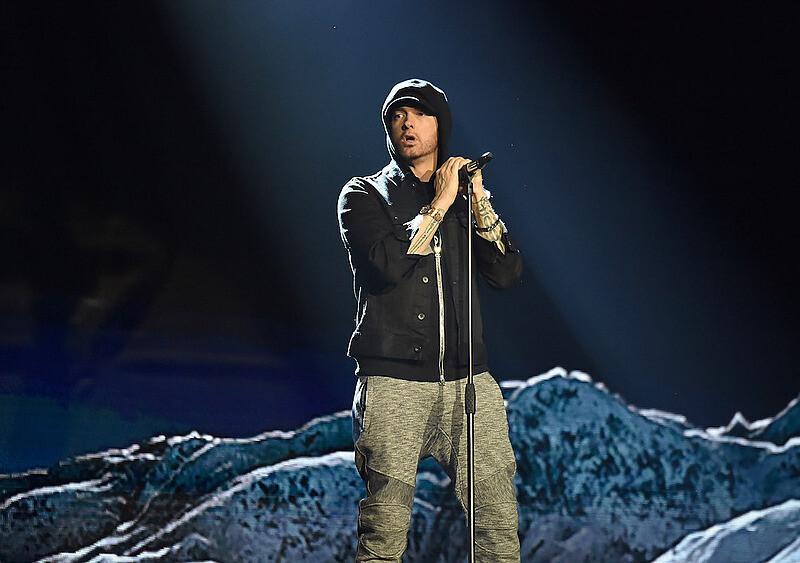 Zakończenie 2020? Eminem może wypuścić nowy krążek