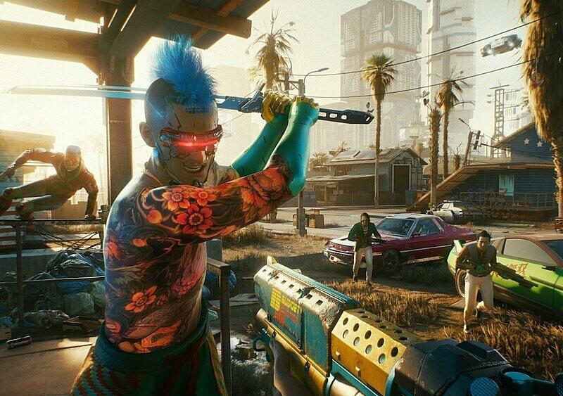 Producent zwraca pieniądze za grę Cyberpunk 2077. A miało być tak pięknie...