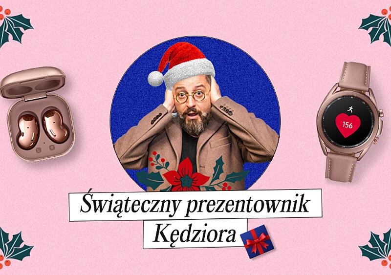 Idealne Święta nie istnie… Kędzior jako Mikołaj rozdaje prezenty w radiowym konkursie!