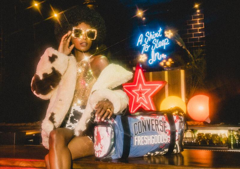 Nowa kolekcja Converse przyleciała prosto z lat 70. i ery disco