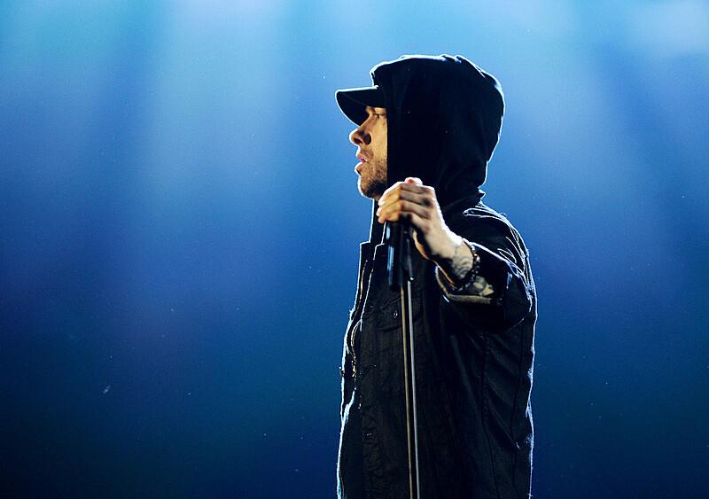 Świąteczny prezent od Eminema - jego album to nie jedyna nowość, którą warto dziś sprawdzić