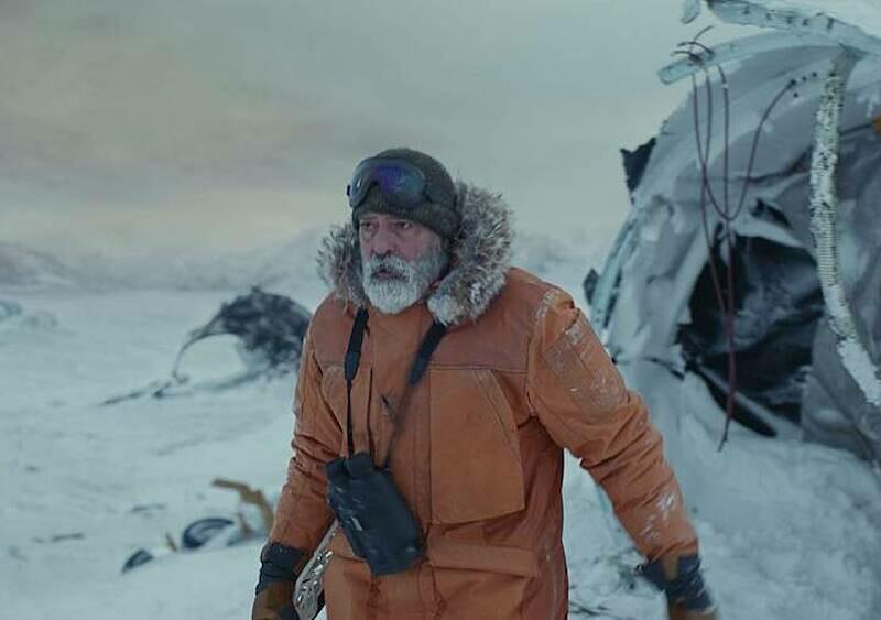 """Na Netfliksa wchodzi """"Niebo o północy"""", głośny film z George'em Clooneyem"""