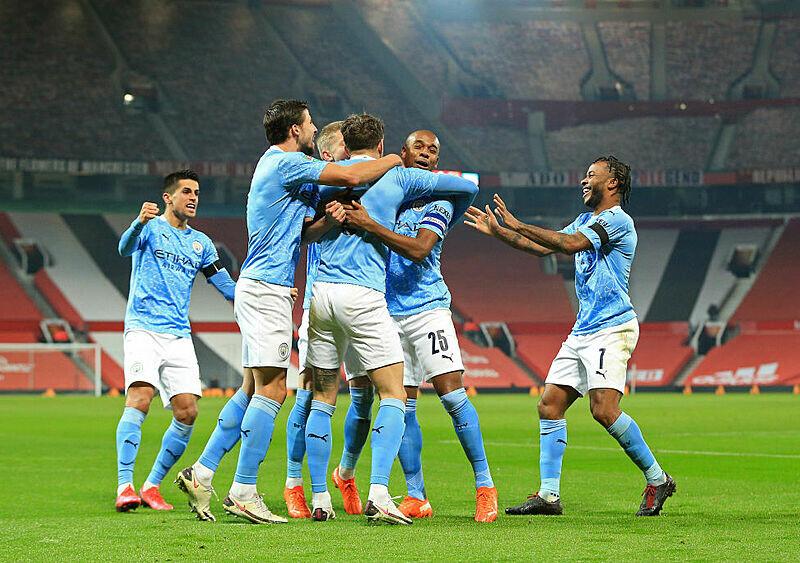 Manchester City wskoczył na dobre tory. Pep Guardiola i jego piłkarze pokazali, że ich celem niezmiennie jest mistrzostwo
