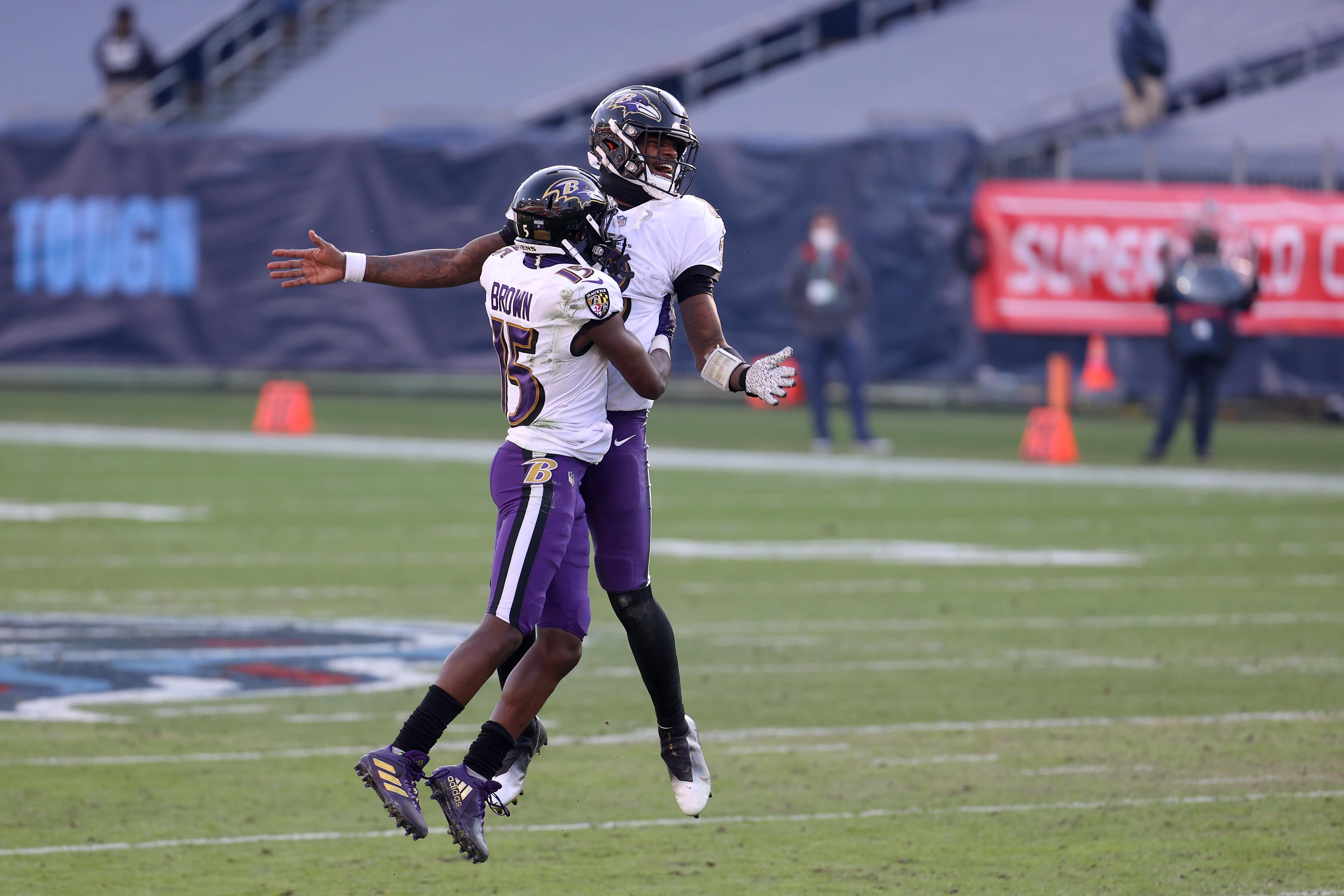 NFL - Baltimore Ravens v Tennessee Titans, Lamar Jackson