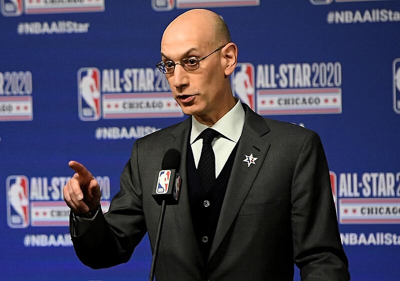 Przekładać mecze, wstrzymywać sezon, a może znów przenieść się do bańki? NBA uczy się grać w dobie pandemii