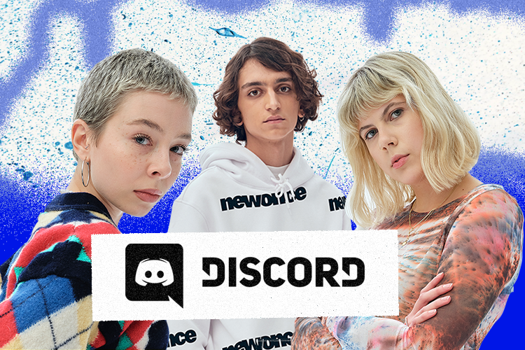 Discord x newonce