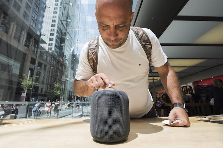 Apple HomePod Launches In Australia