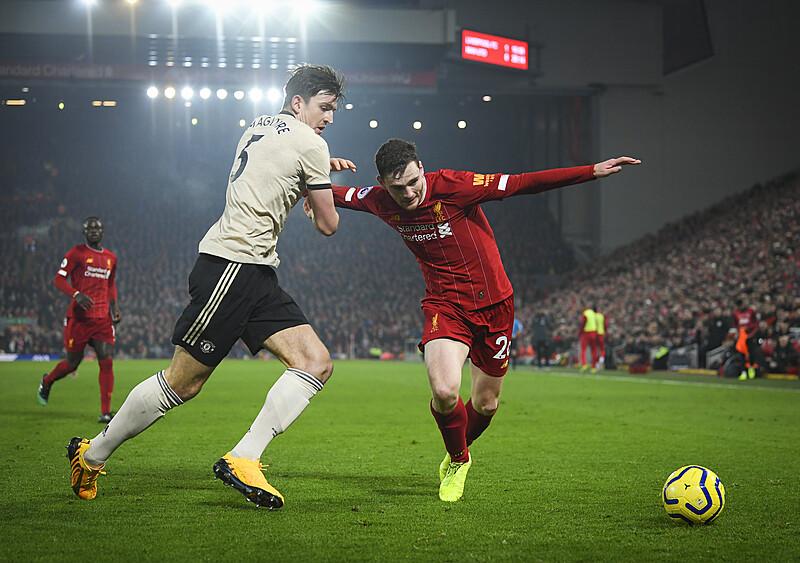 Klasyk, który tylko nim bywa. Mijające się drogi Liverpoolu i Manchesteru United