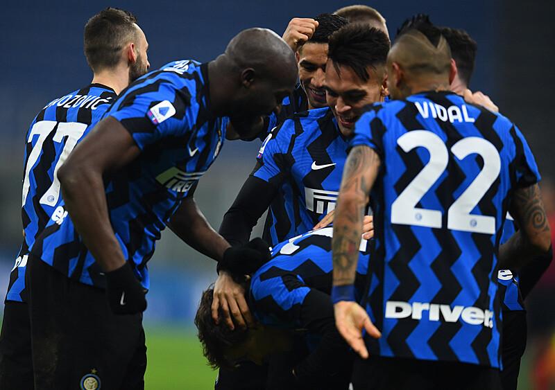 Juventus, czyli dżin nabity w butelkę. Maszyna Interu odrywa się od pasa startowego