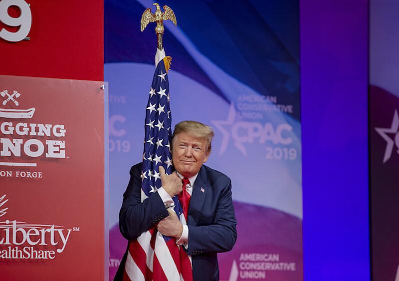 Donald Trump opuszcza Biały Dom. Oto pamiętne momenty jego prezydentury
